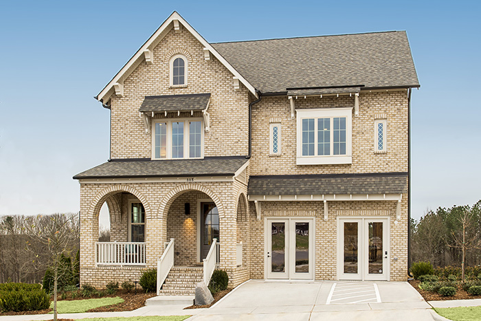 new homes wake forest