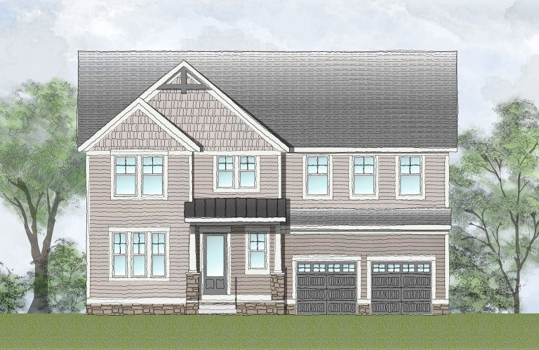 Drees Homes in Wake Forest, NC