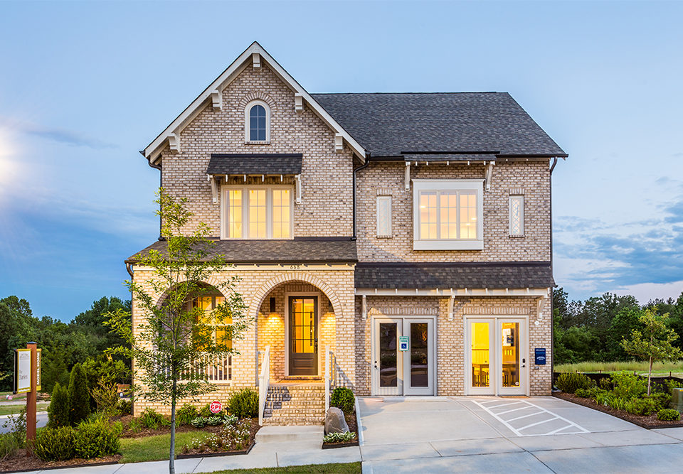 new homes in wake forest