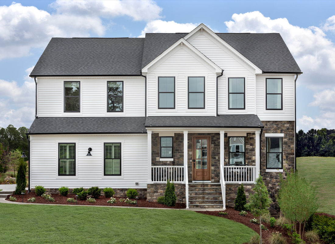 Fall In Love with Holding Village's Builders | New Build Home Builders